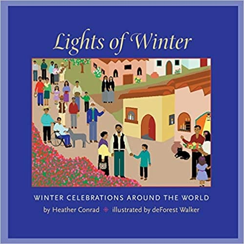 lights of winter december read aloud