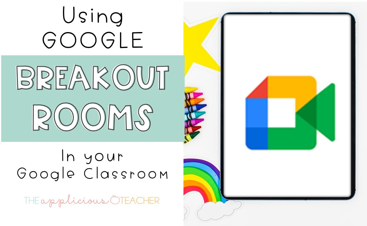 getting started with google breakout rooms