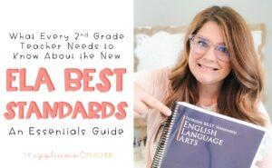 2nd grade ela BEST Standards